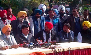 Gurpreet Ghuggi joins AAP