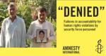 Impunity in Kashmir (Amnesty Report)
