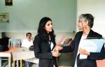 Isha Khandelwal and Shalini Gera, members of the Jagdalpur Legal Aid Group (JagLAG) [File Photo]