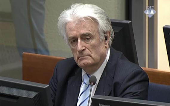 Radovan Karadžić | Source: ICTY