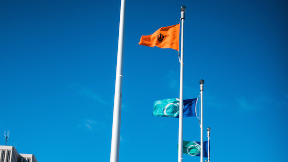 Sikh flag hosted in Canada's Capital Ottawa on Sikh Heritage Month ...