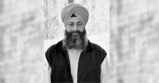 Bhai Lal Singh [File Photo]