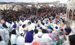 A view of Gathering in front of Akal Takht Sahib (June 06, 2016)