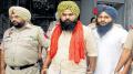 Gurpreet Singh and Nihal Singh in police custody