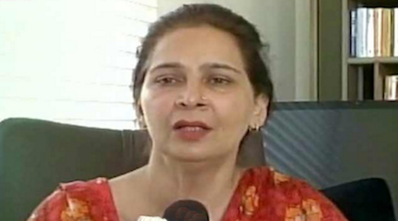 Navjot Kaur Sidhu [File Photo]