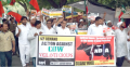 SDPI holds protest at Jantar Mantar