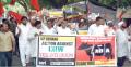 SDPI holds protest at Jantar Mantar