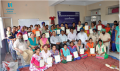 All the 29 women receive certificates at the end of UNITED SIKHS' Skill Development Program