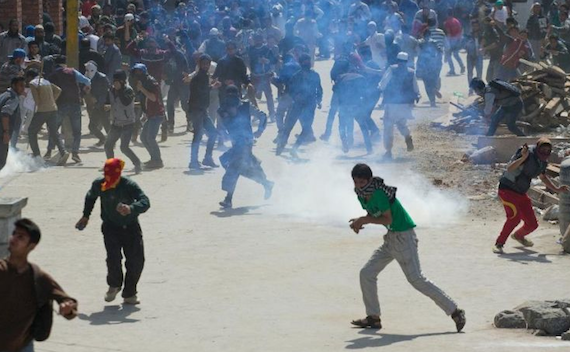 File Photo   Kashmir Protests