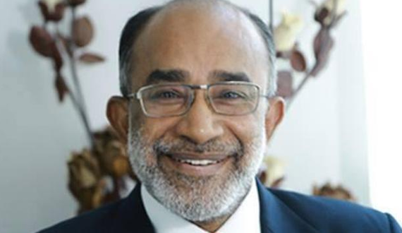 Former bureaucrat from Kerala and BJP executive committee member K J Alphons