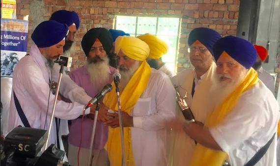 Shaheedi Samagam Bhai Sukhdev Singh Babbar [August 14, 2016]