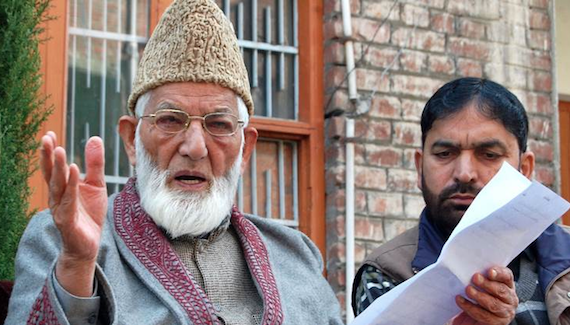 Ashraf Sehrai replaces Syed Shah Geelani as Tehreek-e-Hurriyat chairman