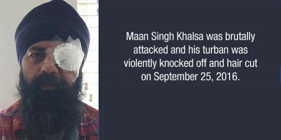 Sikh Assaulted, Hair Cut in USA; Sikh Coalition Urges Hate Crime Investigation