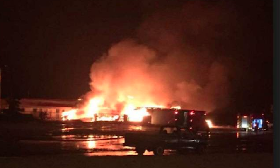Sikh family motel gutted in Canada