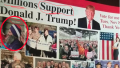 Trump Campaign misidentifies a Sikh American as a Muslim on its flyer