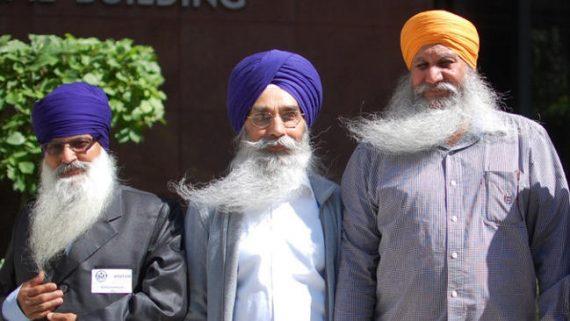 Complainant Sikh Drivers
