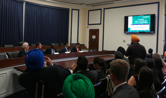 Human Rights Issues Discussed at US Congressional Briefing | Another view of the event