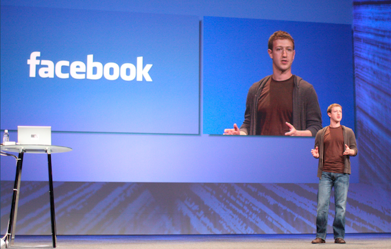 Mark Zuckerberg, Founder and CEO, Facebook [File Photo]
