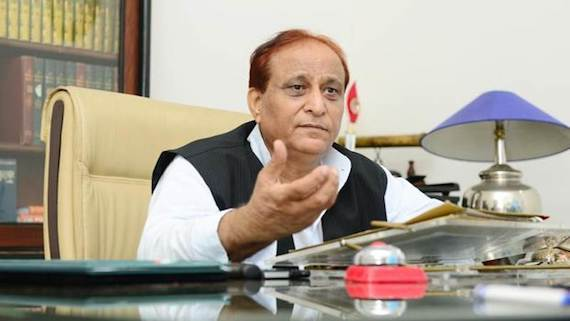 Azam Khan booked for sedition; saffron bodies bay for his