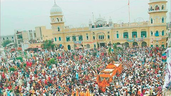 Nankana Sahib Yatra on Parkash Gurpurb: SGPC tells Sikh sangat to submit  passports before Aug. 31