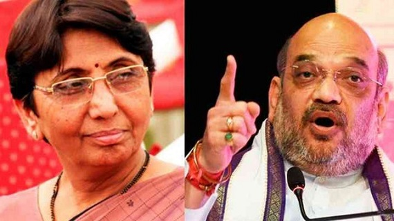 Amit Shah Backs Kodnani, Says She Was Not Present At Massacre Site