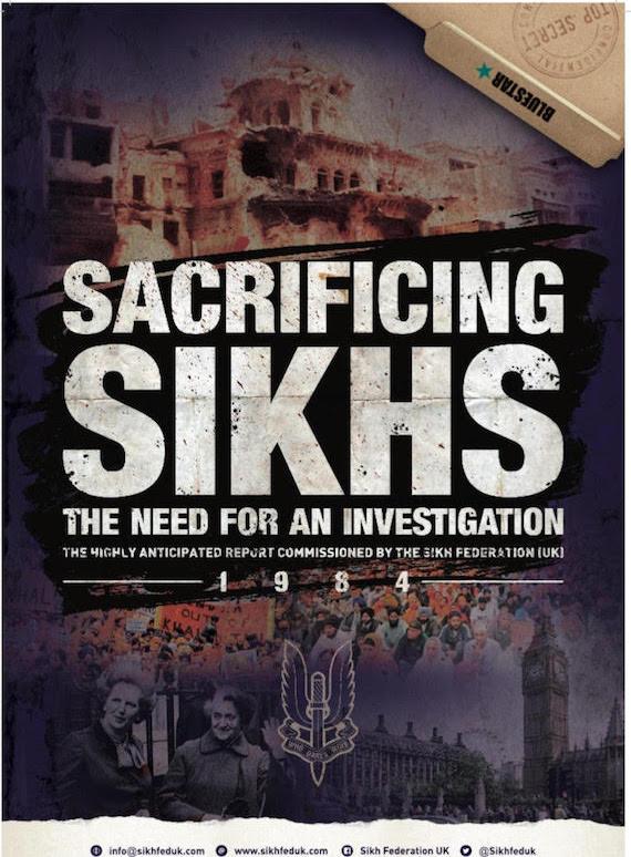 1984 Amritsar Massacre Report To Expose Massive UK