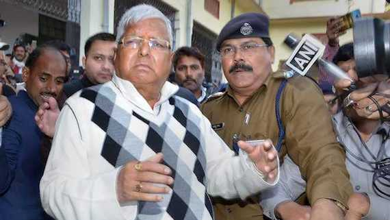 Fodder scam case: Ranchi CBI Court to pronounce verdict at 3 pm