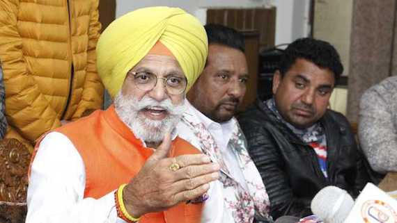 Punjab Power And Irrigation Minister Rana Gurjit Singh Resigns