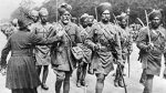 Sikh servicemen during World War days