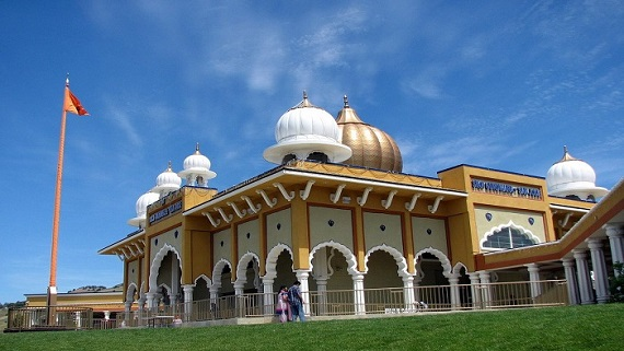 Indian Diplomatic Officials Banned in 96 Gurudwaras in United States