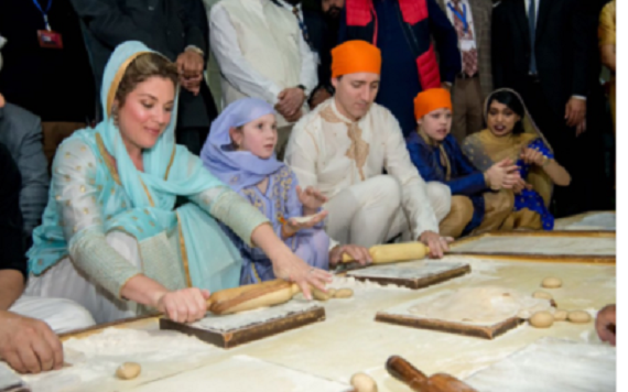 Trudeau reiterates denial of Sikh separatists in cabinet to Indian politician