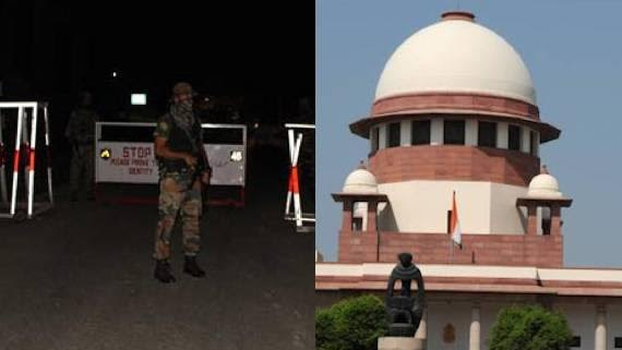 SC stays proceedings against Army officer accused of Shopian firing