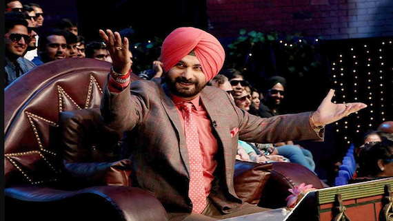 Income Tax Department Seizes 2 Bank Accounts of Navjot Singh Sidhu
