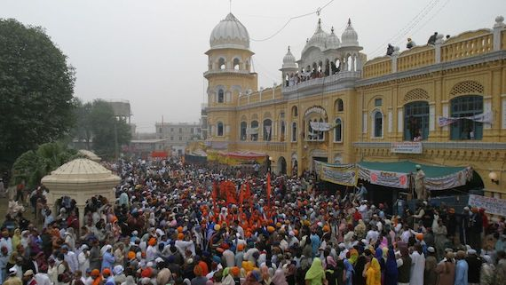 New Tunnel to Take Sikhs Straight to Gurdwara Nankana Sahib