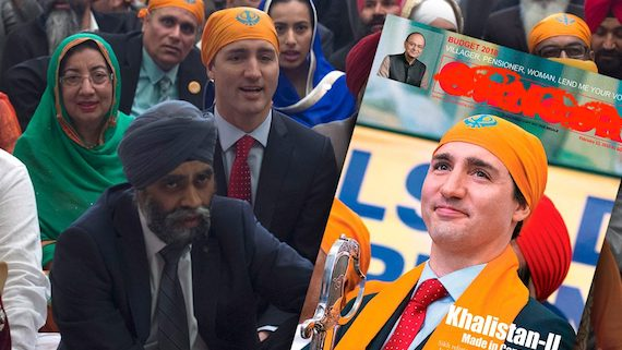 Security Report Raises Spectre of Indian Interference in Sikh Canadian Affairs