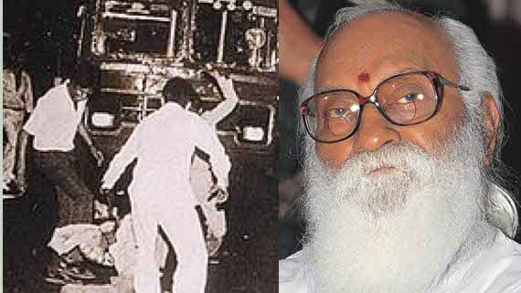 RSS Ideologue Nana Deshmukh Who Justified 1984 Sikh Genocide