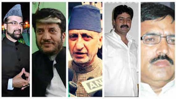 Jammu and Kashmir administration withdraws security of 5 separatist leaders