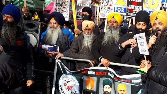 sikhs in london