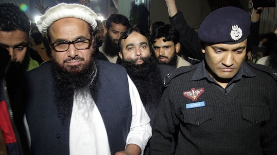 Saeed gets 11-yr jail for financing terror