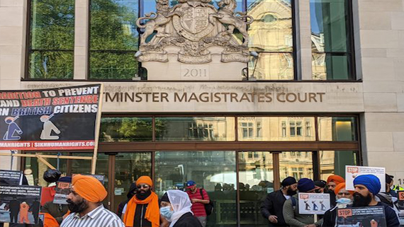 Extradition Proceedings Against 3 West Midland Sikh Activists Dropped in UK