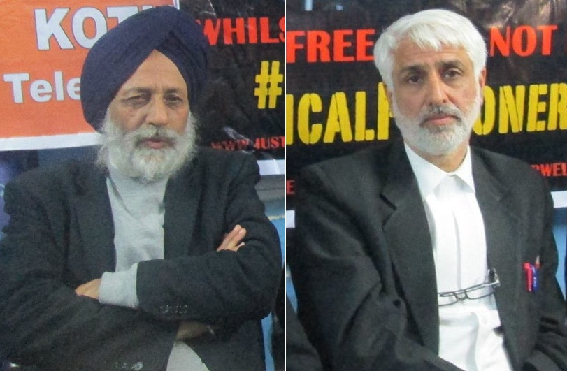 Sikh Organization for Prisoner Welfare (SOPW) announces legal team in Punjab