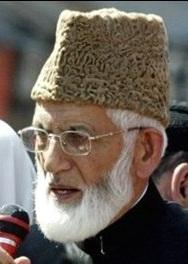 Syed Ali Shah Gilani