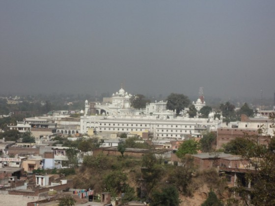 A view of Anandpur Sahib [File Photo]