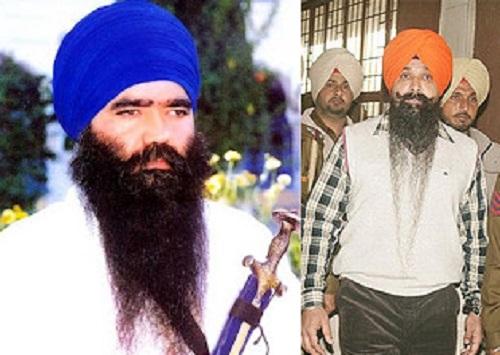Baba Harnam Singh (L) and Bhai Balwant Singh Rajoana (R) - [File Photos]