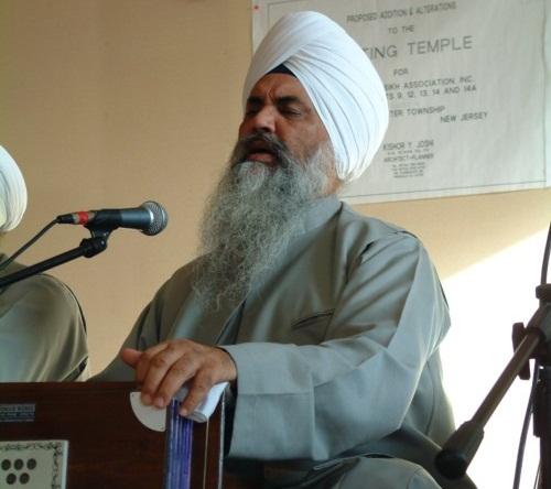 Bhai Amrik Singh Zakhmi