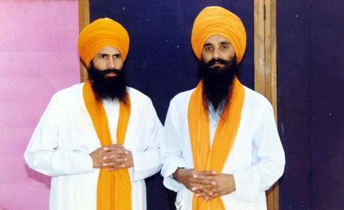 Shaheed Bhai Sukhdev Singh Sukha and Bhai Harjinder Singh Jinda