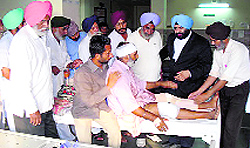 Sikh farmers injured and attacked in Bhuj