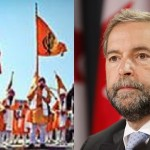 Canadian Sikhs and NDP Leader Tom Mulcair