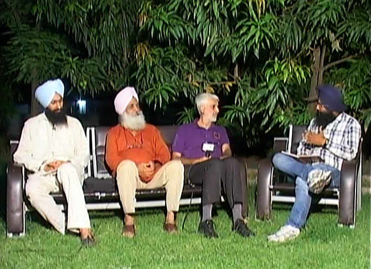 Discussion on Prof. Bhullar's Case