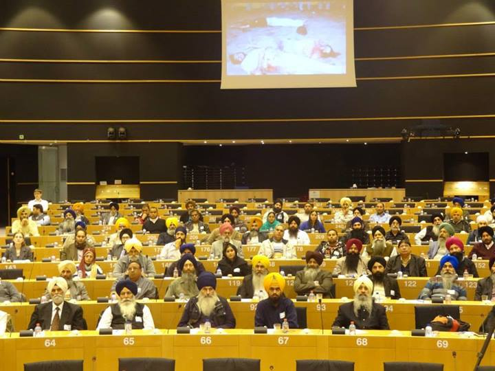European Parliament Human Rights Conference (November 04, 2013)